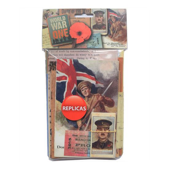 Replicas: World War One
