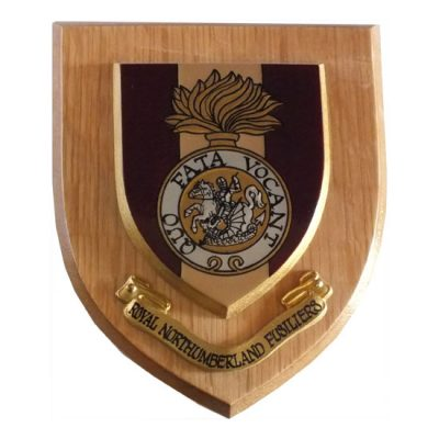 RNF Regimental Plaque