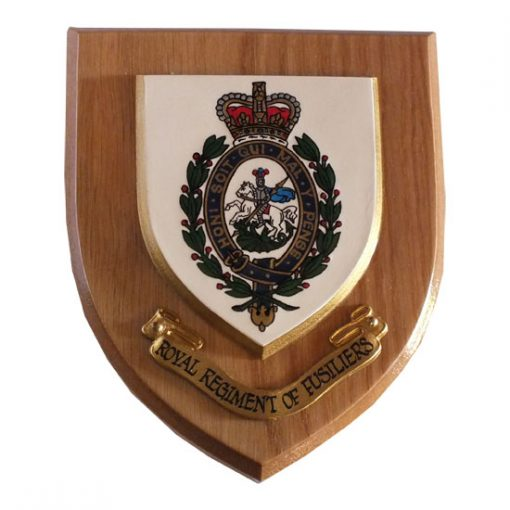RRF Regimental Plaque